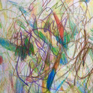 Kandinsky on the Rocks by Heather