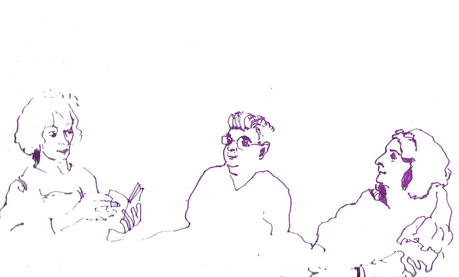 PP sketch